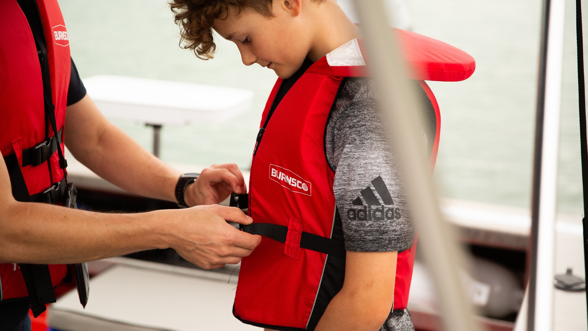 How to maintain a foam lifejacket